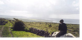 Irish Horse Riding Vacation The Burren